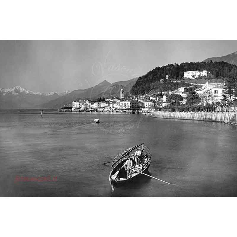 Bellagio Lago P di Como inizi 1900 fotovasconi