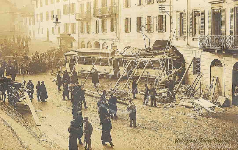 grande incidente tram